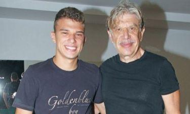 Γιάννης Βούρος: Είμαι περήφανος για τον γιο μου που θα εκπροσωπήσει την Ελλάδα στην Ολυμπιάδα Κωφών