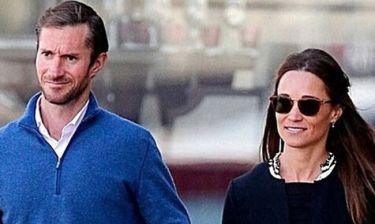 Η πρώτη δημόσια έξοδος της Pippa Middleton με τον σύζυγο της & τα ερωτηματικά που προκάλεσε