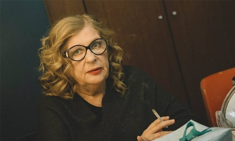 Άννα Παναγιωτοπούλου: «Είµαι πάρα πολύ καλή µαγείρισσα και οι φίλοι δεν χορταίνουν»