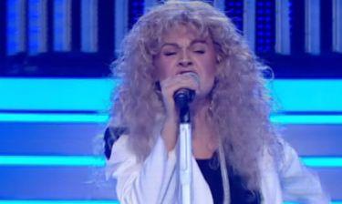 YFSF: Με το Final Countdown η Σαμπρίνα στη σκηνή του σόου