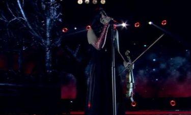 X Factor: «Σαρωτική» η Θάλεια στη σκηνή με το βιολί της