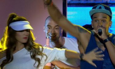 X Factor: Το μοναδικό ντουέτο του Στόκα στη σκηνή – Ενθουσίασαν οι Dee Vibes