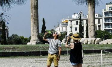 Καιρός – καύσωνας: Θα «ψηθεί» και σήμερα η Ελλάδα - Στους 43 βαθμούς ο υδράργυρος