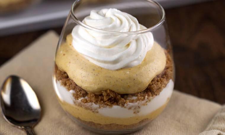 Συνταγή χωρίς ψήσιμο: Εύκολο και νόστιμο Cheesecake κολοκύθας