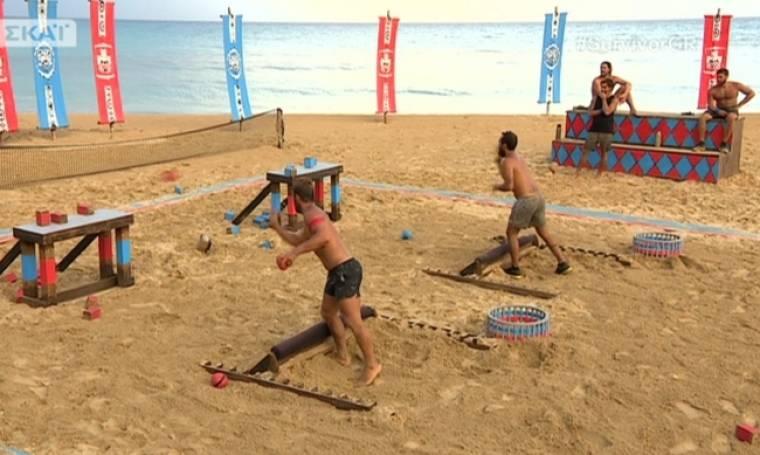 Survivor: Αυτός ο παίκτης κέρδισε στο τελευταίο αγώνισμα και περνάει στον ημιτελικό