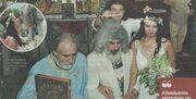 Γιάννης Γιοκαρίνης: Παντρεύτηκε την Σοφία του στην Κέρκυρα