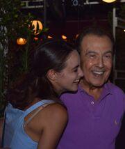 Τόλης Βοσκόπουλος: Έτσι γιόρτασε την ονομαστική του εορτή