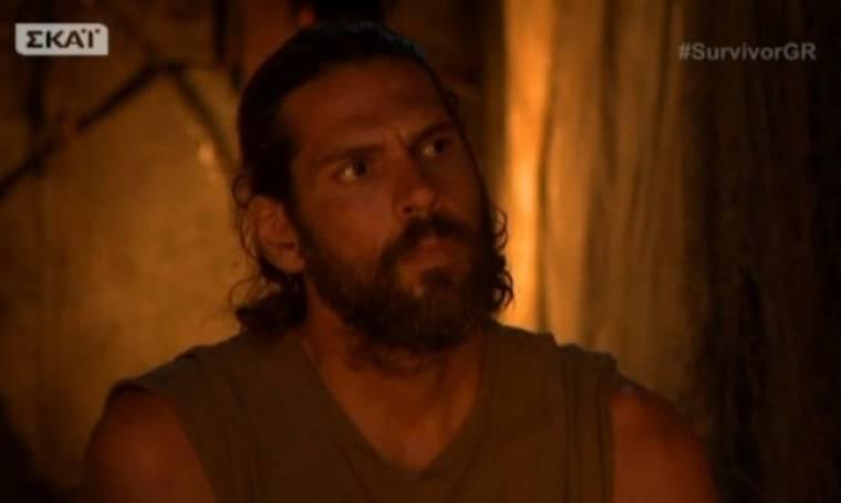 Survivor: Η αποχώρηση του Σπαλιάρα τρέλανε τα μηχανάκια τηλεθέασης