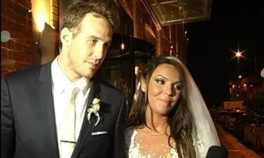 Παπαϊωάννου-Βεργίνης: Οι πρώτες δηλώσεις τους μετά τον γάμο