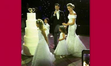 Ζυγούλη-Ρουβάς: Αυτό ήταν το μενού στο λαμπερό γάμο τους