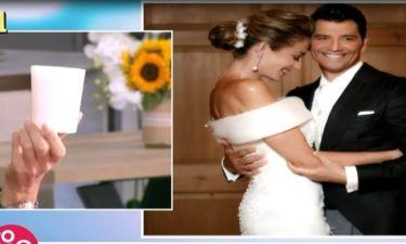 Γάμος Ρουβά-Ζυγούλη: Αυτή είναι η μπομπονιέρα τους
