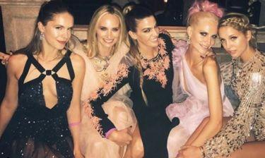 High society: Μέσα στο πλουμιστό πάρτι της Μαρίας-Ολυμπίας & του Παύλου