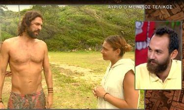 Survivor: Κώστας Αναγνωστόπουλος: «Σφάζει με το γάντι» τον Γιάννη Σπαλιάρα!
