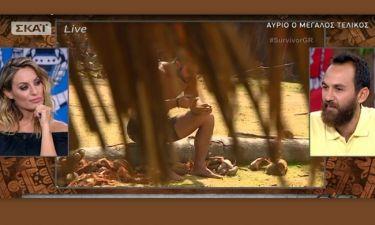 Survivor: Αναγνωστόπουλος: Αυτός είναι ο λόγος που διώξαμε τον Ντάνο από τους «Μαχητές»!