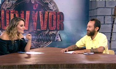 Survivor Πανόραμα: Αναγνωστόπουλος: Τα ατύχημα στον Άγιο Δομίνικο και ο Μάριος