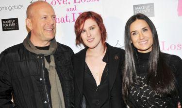 Willis-Moore: Η κόρη τους ζει έξι μήνες χωρίς αλκοόλ