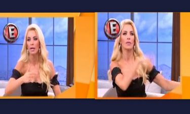 Ο εκνευρισμός της Καινούργιου on air: «Δεν γίνεται αυτό το πράγμα εδώ μέσα…»