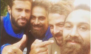 Survivor ημιτελικός: Η selfie του μισθοφόρου με τους τρεις φιναλίστ που έριξε το Instagram