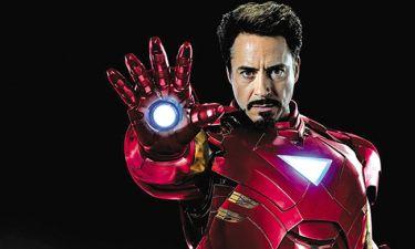Ο Robert Downey Junior «κρεμάει» την στολή του Iron Man