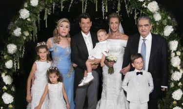 Η συγκινητική φωτογραφία της Κάτιας Ζυγούλη από την ημέρα του γάμου της!