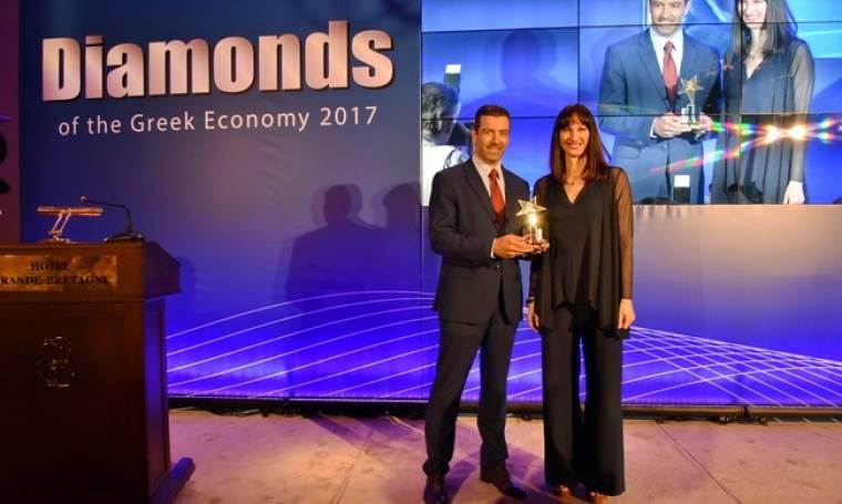 Βραβεία Diamonds of the Greek Economy με άρωμα Κίνας
