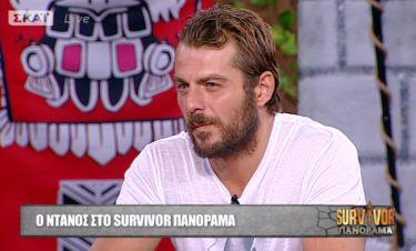 Survivor νικητής: Ντάνος: «Είμαι ελεύθερος. Είχα σκεφτεί με την προηγούμενη σχέση μου να πάω σε γάμο