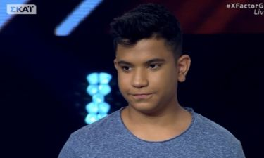 X-factor: Δίχασε την κριτική επιτροπή ο μικρός Αλέξανδρος