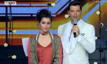 X-factor: Η σκληρή κριτική στην Θάλεια- Ο Ρουβάς πήρε θέση