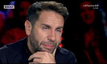 X-factor: Σε κλίμα συγκίνησης η αποψινή αποχώρηση- Τα δάκρυα του διαγωνιζόμενου και των κριτών