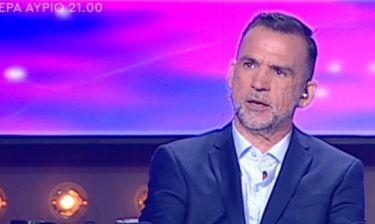 SYTYCD: Μεταξόπουλος: «Είχα πρόβλημα που η Φουρέιρα κάθισε δίπλα μου»