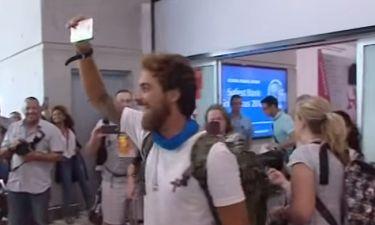 Χαμός με την άφιξη του Μάριου Πριάμου στην Κύπρο – Δείτε πώς τον υποδέχτηκαν