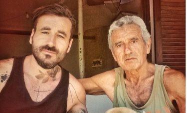 Ο Γιώργος Μαυρίδης, η φωτογραφία με τον πατέρα του και η νέα αρχή!