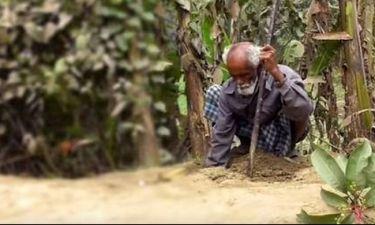 Θεματοφύλακας της φύσης: Ο φτωχός Μπαγκλαντεσιανός που φυτεύει ένα δέντρο κάθε μέρα (Vid)