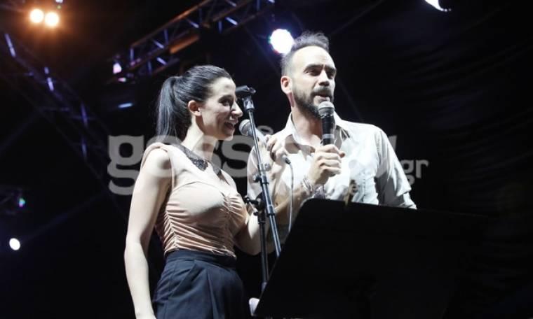Η συναυλία της Μαρίζας Ρίζου με την Big Band του Δήμου Αθηναίων