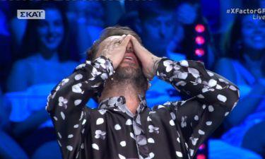 The X-Factor: Τι φοβήθηκε ο Γιώργος Μαζωνάκης;