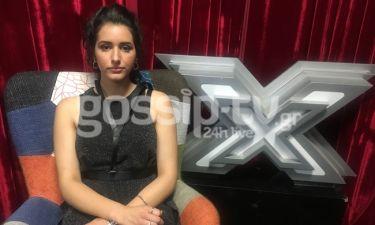 Θάλεια Τσιατίνη: «Μπήκα με αγωνία στο  X Factor. Αποχωρώ χαρούμενη…»
