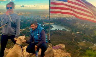 Ερωτευμένος ο Χρήστος Βασιλόπουλος στο L.A;