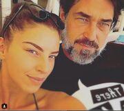 Ελληνοτουρκικές διακοπές για τον Μπουράκ Χακί και την αγαπημένη του