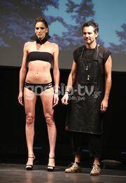 Νέοι σχεδιαστές μόδας παρουσίασαν τις δημιουργίες τους