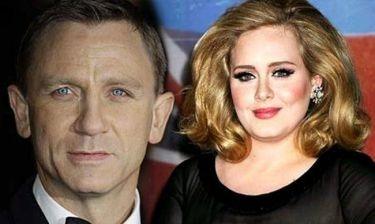 Daniel Craig και Adele στη νέα ταινία του James Bond