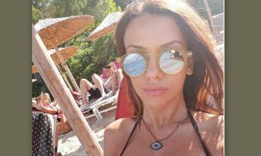 Η sexy φωτο της Γελεβεσάκη στο Instagram