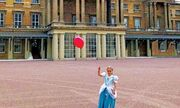 Γενέθλια στο… Buckingham για την Harper Beckham