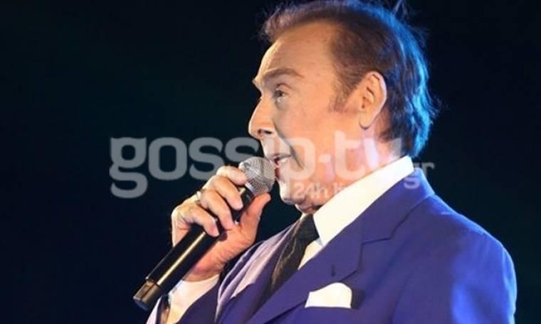Τόλης Βοσκόπουλος: Συγκίνηση στη συναυλία του στην πόλη που γεννήθηκε