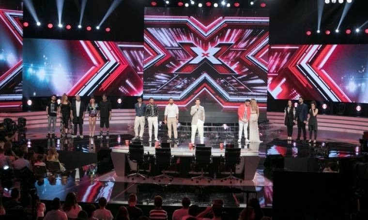 Τι θα δούμε στο 8ο live του X-factor;