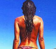 Η Χριστίνα Κολέτσα… topless