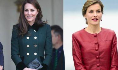 Κέιτ και Λετίθια: Τελικά πόσο μοιάζουν οι δύο τους; (pics)