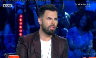 X-factor: Η ατάκα του Παπαδόπουλου που δεν έπρεπε ν' ακουστεί