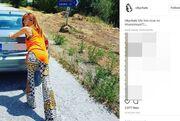 Βίκυ Χατζηβασιλείου: Η φωτογραφία στο Instagram και η άτυχη στιγμή την πρώτη ημέρα των διακοπών της