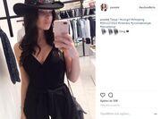 Η καουμπόισσα Υβόννη- Δείτε την φωτογραφία που ανέβασε στο Instagram
