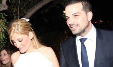 Ράνια Τζίμα-Γαβριήλ Σακελλαρίδης: Βαφτίζουν την κόρη τους!